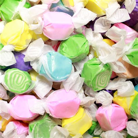 Spring Mix Salt Water Taffy 3lb