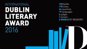 Hey, our pick for the Dublin Literary Award made the ...
