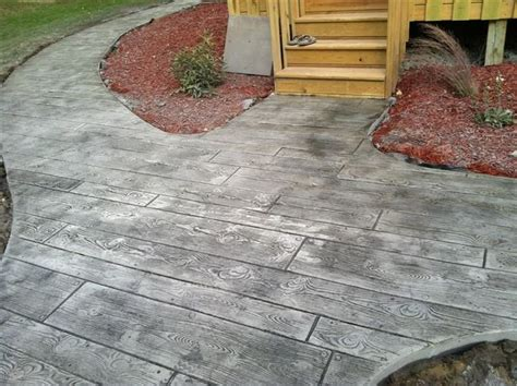 25 best ideas about wood sted concrete on