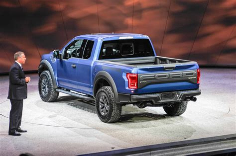 Ford F 450 Raptor by Report 2017 Ford F 150 Raptor Makes 450 Hp
