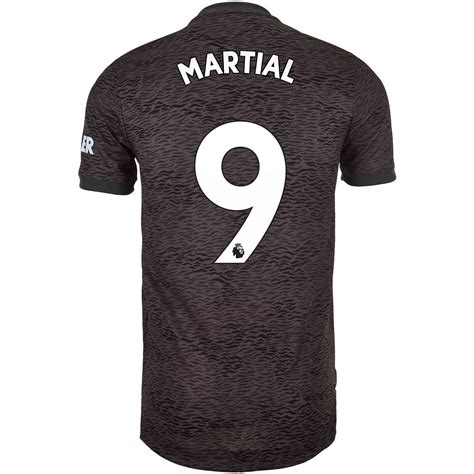 Adidas manchester united women's green 2020/21 away replica jersey. 2020/21 adidas Anthony Martial Manchester United Away ...