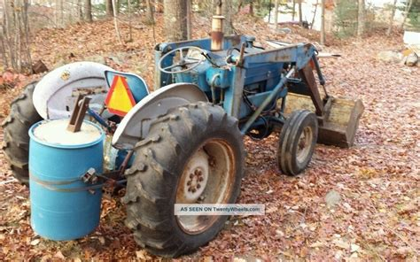 Ford Tractor Specs Imageresizertool