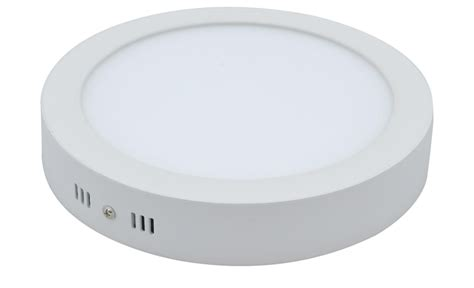 surface mounted led panel light 遉300mm 24w 2500lm