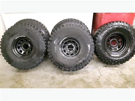 r15 35x12 bfg ad needed report tires