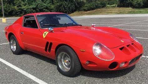 Thousands of listings near you! 1962 Ferrari 250 GTO Replica for sale #66388   MCG