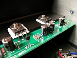 Fist watt f3 amplifier