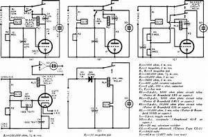 Crystal Photocell Circuits  January 1957 Radio