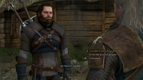 henry cavill at the witcher 3 nexus mods and community