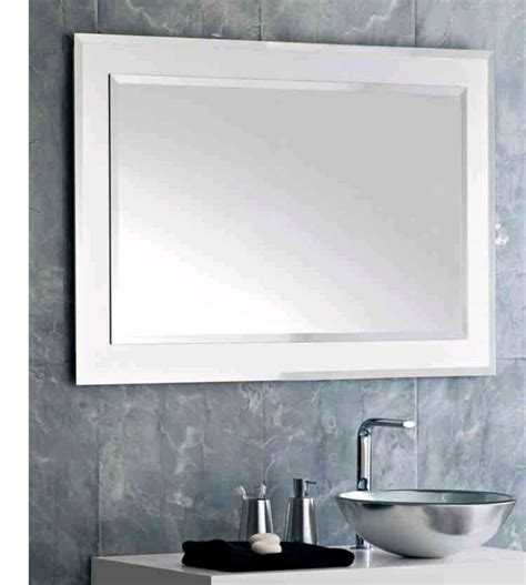 framed bathroom mirror ideas bathroom mirror frame bathroom ideas