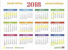 South African School Holidays Calendar 2018 and 2019 My