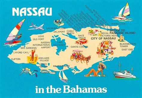 my favorite views bahamas nassau map