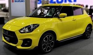 Swift Sport 2017 : tokyo motor show 2017 new suzuki swift sport showcased find new upcoming cars latest car ~ Medecine-chirurgie-esthetiques.com Avis de Voitures