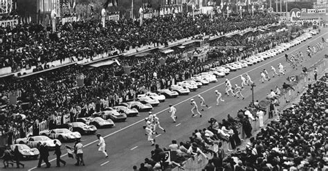 """Director james mangold's new film ford v. Ford v. Ferrari: Watch The Original 1966 Le Mans Documentary - """"This Time Tomorrow"""""""