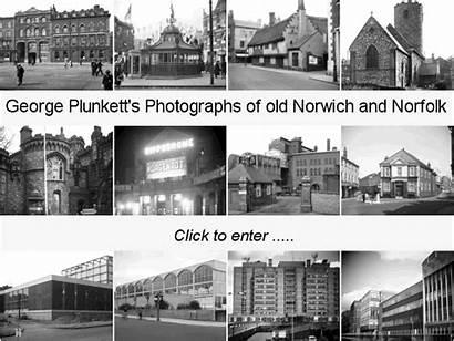 Norwich Norfolk Photographs Plunkett George