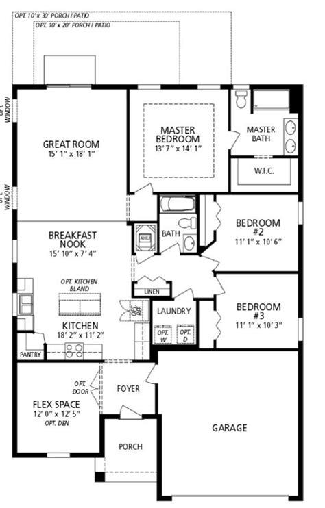 Maronda Homes Floor Plans Melbourne by New Home Floorplan Ta Fl Richmond Maronda Homes