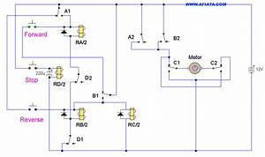 Relay And Motor Wiring Diagram