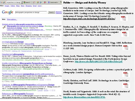 Search Engine Use Behavior Of Students And Faculty