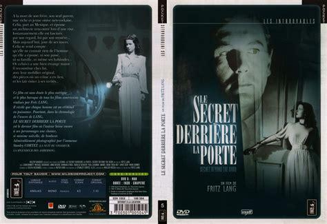 jaquette dvd de le secret derriere la porte cin 233 ma