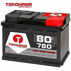 Autobatterie 74ah Preisvergleich : tokohama autobatterie 12v 80ah starterbatterie ersetzt 70ah preisvergleich ~ Jslefanu.com Haus und Dekorationen