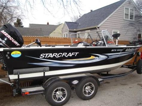 Starcraft Boats Used For Sale by Lund Boats For Sale On Walleyes Inc