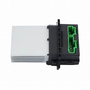 Riscaldatore Ventilatore Ventola Motore Resistore Per Citroen Renault C2 C3 Ii