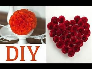 Rosen Aus Servietten Basteln : diy h bsche rosen aus servietten oder papier deko kitchen youtube ~ Frokenaadalensverden.com Haus und Dekorationen