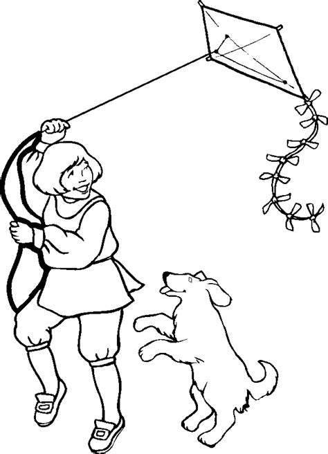Coloring Clip by Kite Coloring Pages Clipart Panda Free Clipart Images