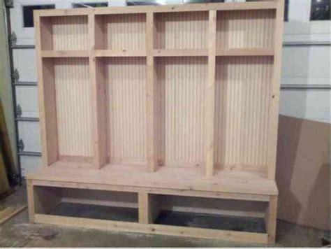 mudroom lockers with bench plans decor ideasdecor ideas