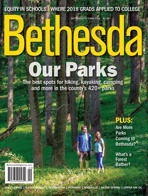 Bethesda Magazine: September October 2018 by Bethesda