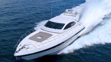 Boat Charter Ta Fl by Luxury Boat Rentals Miami Fl Mangusta Motor Yacht 9858