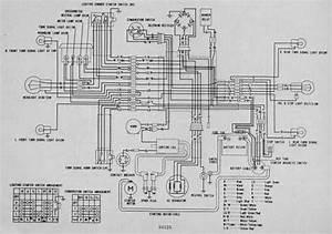 Honda Ss125 Wiring Schematic - Honda 4-stroke Net