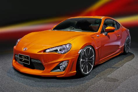 Wald Teases Toyota Gt 86, Scion Frs, Subaru Brz  Car Tuning