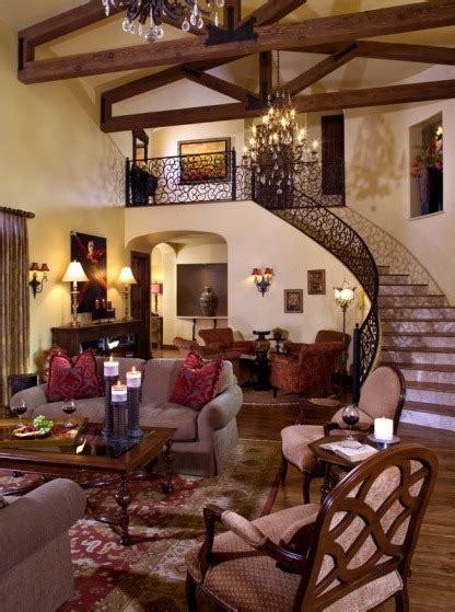 inspirational examples  tuscan home decor