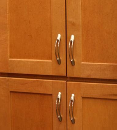 choosing kitchen cabinet hardware lovetoknow