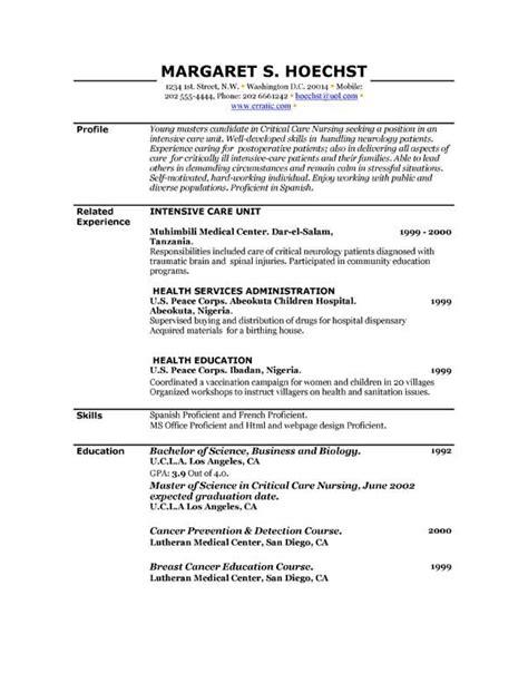pin  nicole   resumejob  printable resume