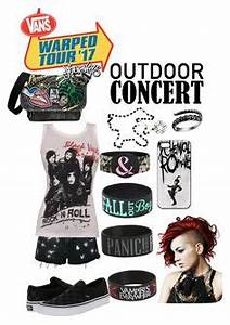 Warped Tour 2015 by wahtthefudge-666 on Polyvore featuring ...