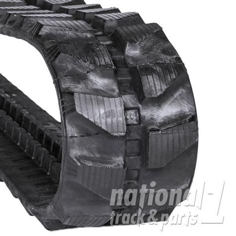 wacker neuson ez rubber tracks mini excavator tracks national  tracks