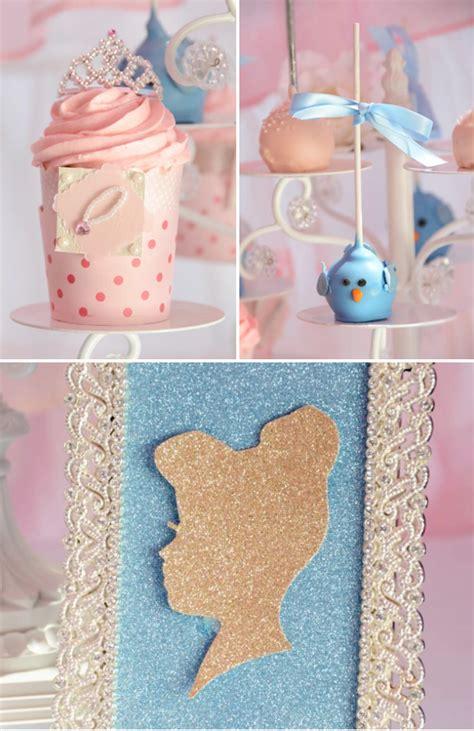 Kara's Party Ideas Princess Cinderella Girl Birthday Party