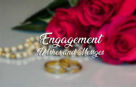 engagement wishes messages   wishesmsg