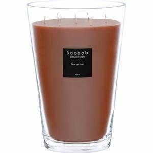 Bougie Baobab Soldes : all seasons bougie parfum e orange river de baobab parfumdreams ~ Teatrodelosmanantiales.com Idées de Décoration