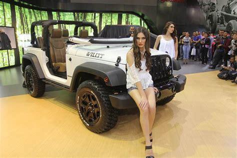 nostagia dengan jeep wrangler willy s mobil baru mobil123