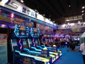 The GTI Asia China Expo 2017 – UNIS Games (Universal Space)