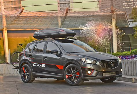 mazda cx dempsey news information