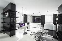 black and white decorations Black and White Graphic Decor