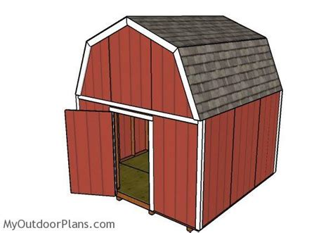 free 12x12 shed plans 12x12 barn shed plans myoutdoorplans free woodworking