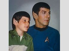 Adam Nimoy discusses his father's impact and the need for