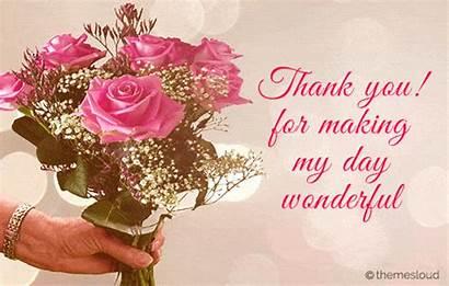 Thank Wonderful Card Everyone Everyday Elegant Greetings