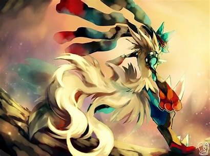 Pokemon Mega Evolution Evolutions Fan Wallpapersafari Deviantart