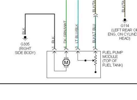 Dodge Van Fuel Don You Have Repair Manual