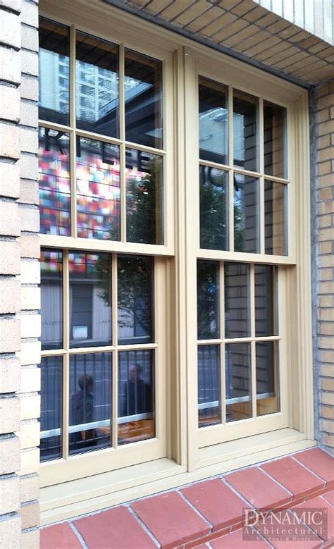 wood double hung windows dynamic architectural windows doors